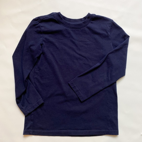 Primary Long Sleeve Navy Like New Size 6-7